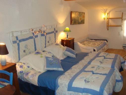 chambre Bleuets