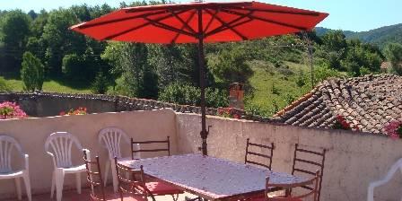 Chambre d'hotes Accueil Au Village > Terrasse