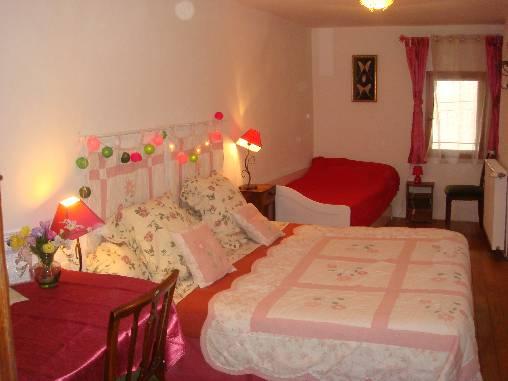 chambre Fuchsias