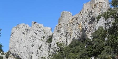 Chambre d'hotes Accueil Au Village > Château de Peyrepertuse