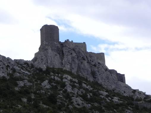 château e Queribus