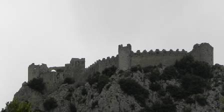 Chambre d'hotes Accueil Au Village > château de Puilaurens