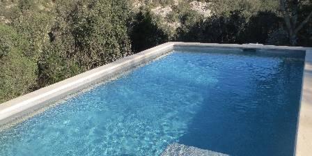Les Hauts d'Issensac La piscine