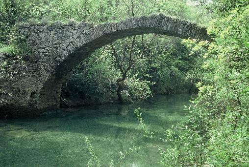 Pont sur la Buèges