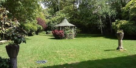 Le Vieux Moulin Le jardin