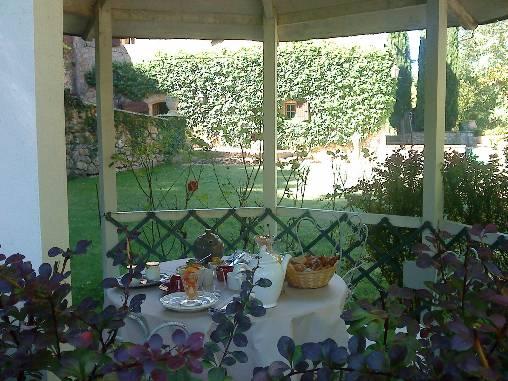 Chambre d'hote Bouches du Rhône - Le kiosque