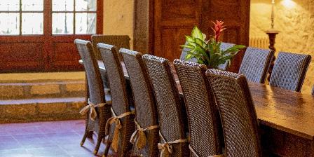 Le Vieux Moulin Salle à manger