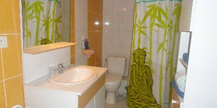 Mamie Joce Salle d'eau appartement T3