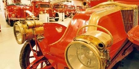 musée des sapeurs pompiers de france de Monville
