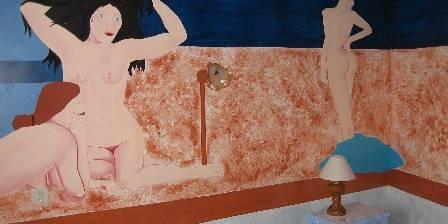 Le Volcan d'Aizac Chambre Eros