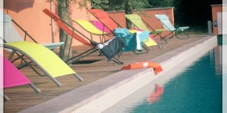 Bonheur et Bohème Terrasse piscine