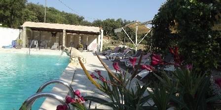 Mas Saint Antoine La piscine
