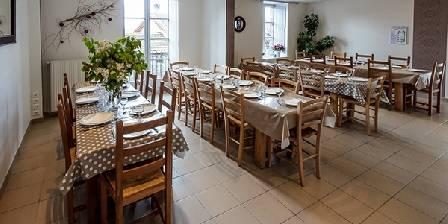 Gite Gîte La Cabourne > La Table d'hôtes la cabourne