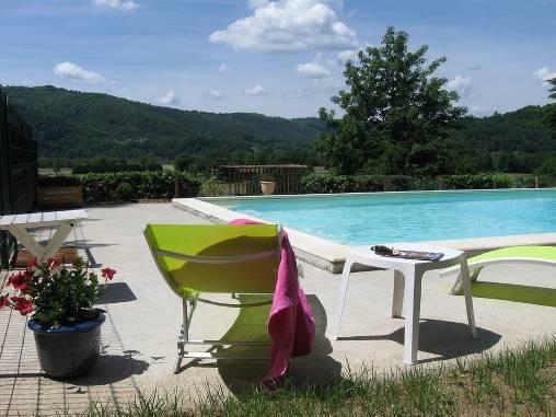 Chambre d'hote Corrèze - piscine privée sécurisée