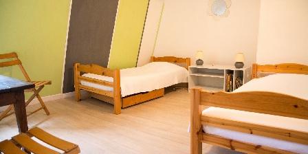 Le Pradel Chambre Souvigne (suite familiale)