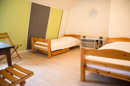 chambre Souvigne (suite familiale)