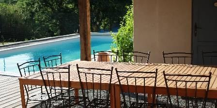 Location de vacances Domaine de Creva Tinas > espace piscine