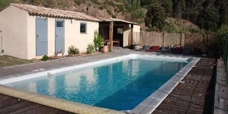 Domaine de Creva Tinas Espace piscine