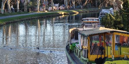 Domaine de Creva Tinas Canal du midi (4 kms)