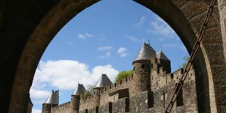 Domaine de Creva Tinas Cite de Carcassonne (35kms)