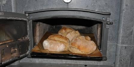 Boisdoré Mon pain au levain - Cuit au feu de bois en hiver