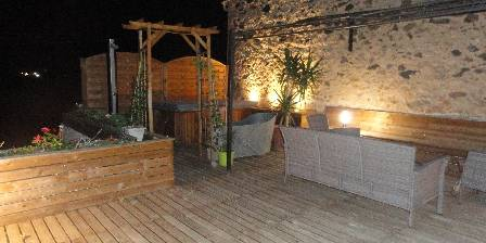 Mamie Joce Roof terrace with jacuzzi