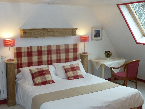 bed & breakfast Manche - Chambre St Malo