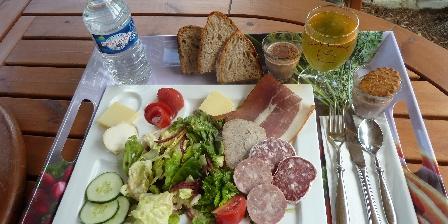 Les Bruyères du Mont Plateau-repas