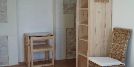 Chambres d'hôtes d'Hostun Chambre familiale des Chambres d'Hostun, en Drôme des Collines