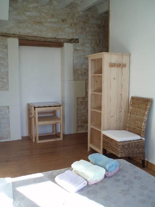 chambre familiale des Chambres d'Hostun, en Drôme des Collines