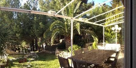 Le Clos des Chevaliers Jardin