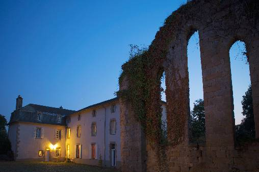 bed & breakfast Creuse - Cistercien Abbey 12th century