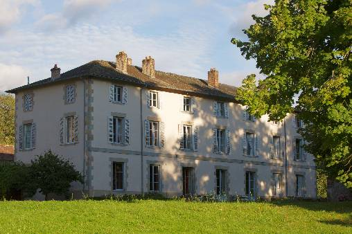 bed & breakfast Creuse - mainbuilding