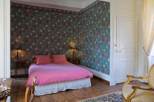 Chambre d'hote Creuse - Chambre du Jardin