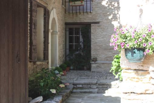 Chambre d'hote Vaucluse - Bienvenue