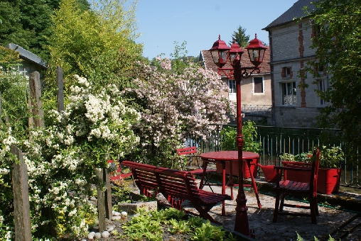 bed & breakfast Aube - The river Ource
