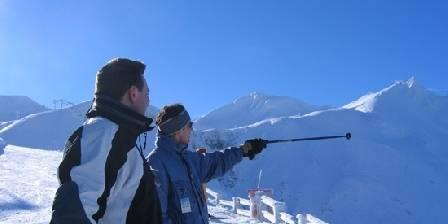 Gîte Chambon Skieur dans le Sancy