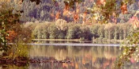 Gîte Guery Le lac Chambon en automne