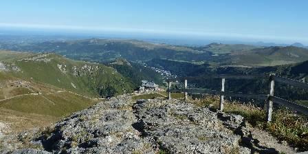Gîte Guery Sommet du Puy de Sancy 1886 m