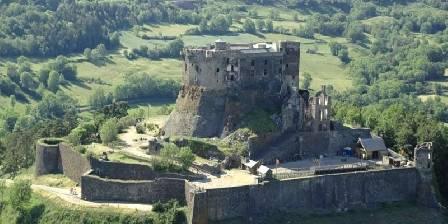 Gîte Guery Le château de Murol