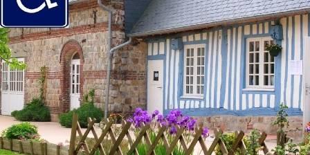 Le Pré Marin,<br> deux chalets accessibles La réception