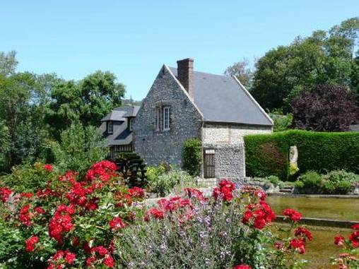 Les cressonnières à Veules les Roses (rando accessible)