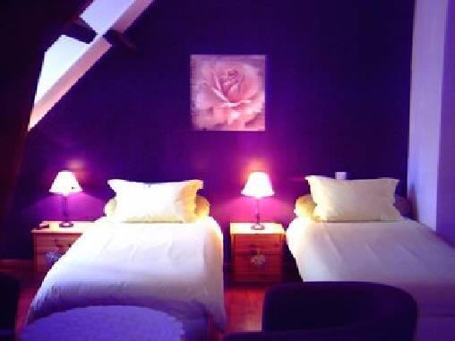 chambre saint privé