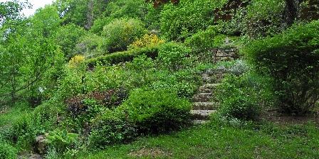 La Meliere Un coin de Jardin
