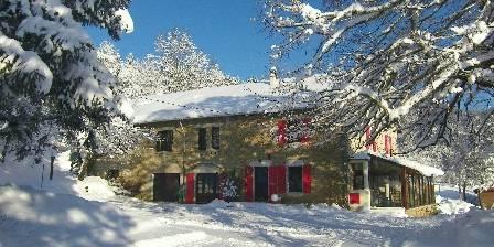 Gîte Montjoie Gite Montjoie en hiver