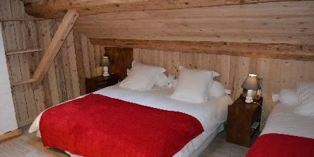 Gîte Montjoie Chambre 2
