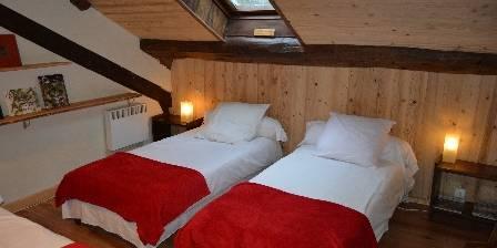 Gîte Montjoie Chambre 1