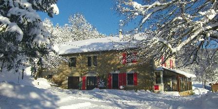 Gîte Montjoie Montjoie sous la neige