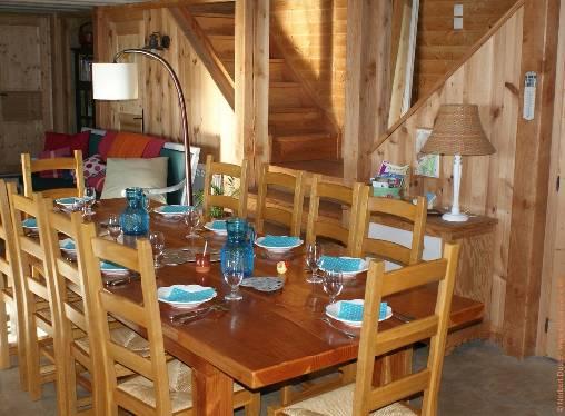 La Retrouvade - salle à manger