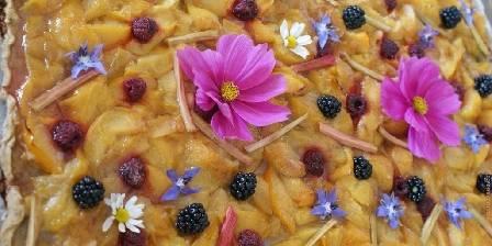La Retrouvade Cuisine de plantes et de fleurs